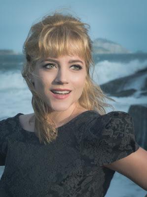 Clarissa Karane vive Noa Bem-Artzi Pelossof  neta de Yitzhak Rabin