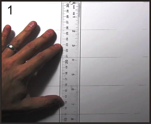 cara menggambar manusia tahap 1