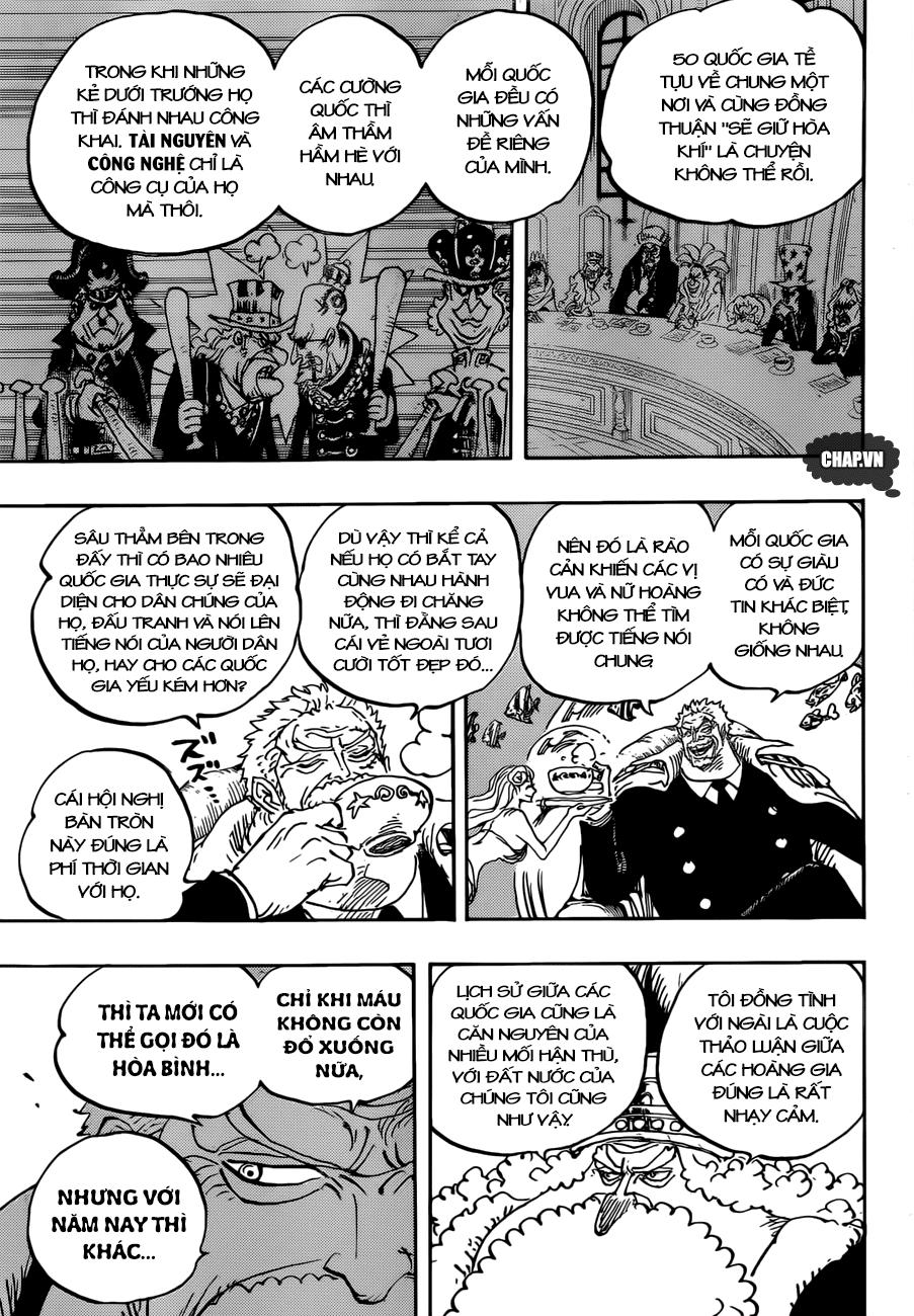 One Piece Chap 956 - Truyen.Chap.VN