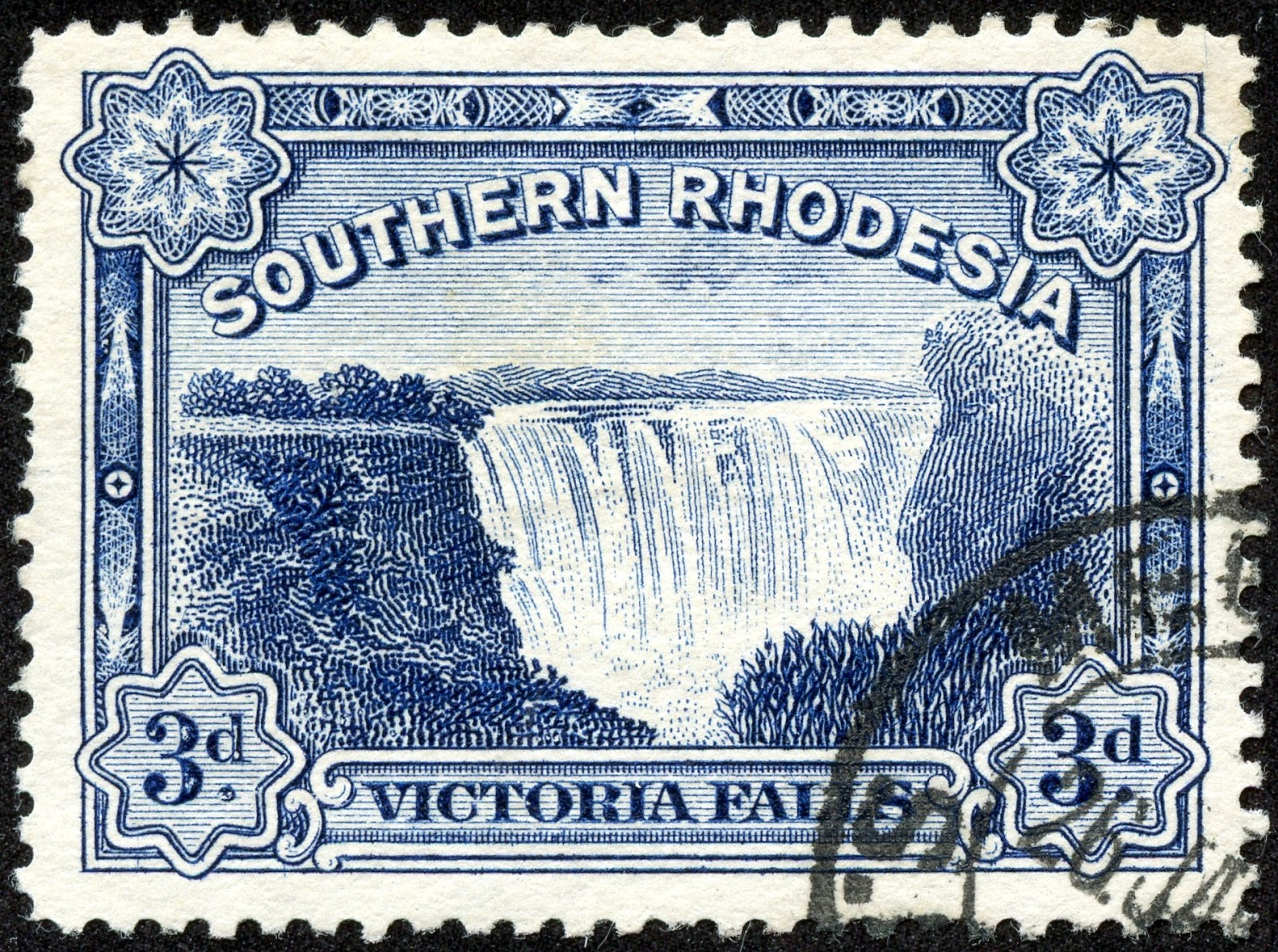 Big Blue 1840 1940 Southern Rhodesia