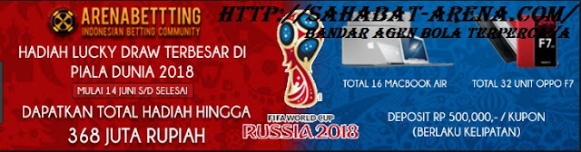 Sahabat-arena.com Bandar Agen Bola Terpercaya