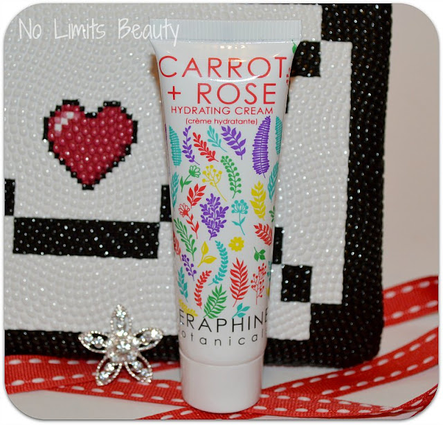 Seraphine Botanicals - Carrot + Rose Hydrating Cream