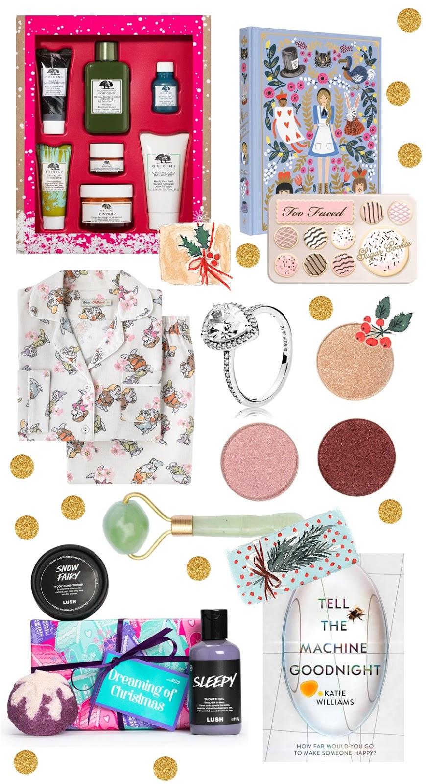 My Christmas Wish List.What S On My Christmas Wish List 2018 Makeup Savvy