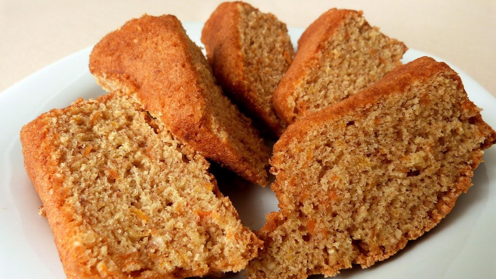 Havuçlu ve muzlu kek tarifi 20