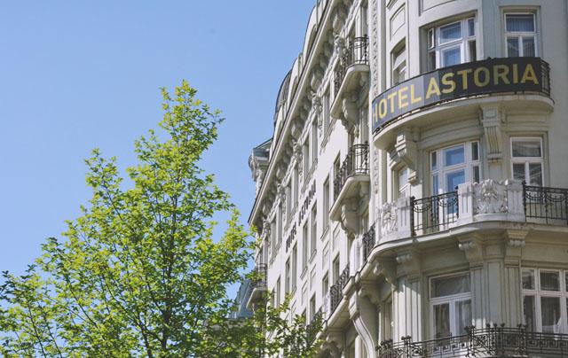 Hotel Astoria Vienna