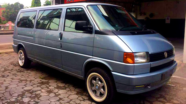 Volkswagen VW Transporter Caravelle T4 KTT