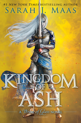 Kingdom of Ash (Sarah J. Maas)
