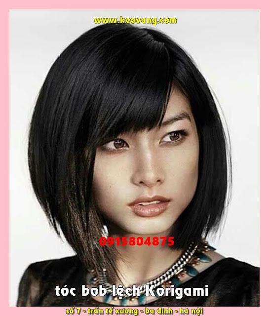 Kiểu tóc bob mái lệch đẹp điên cuồng đến nỗi Mi Sói thề không từ bỏ