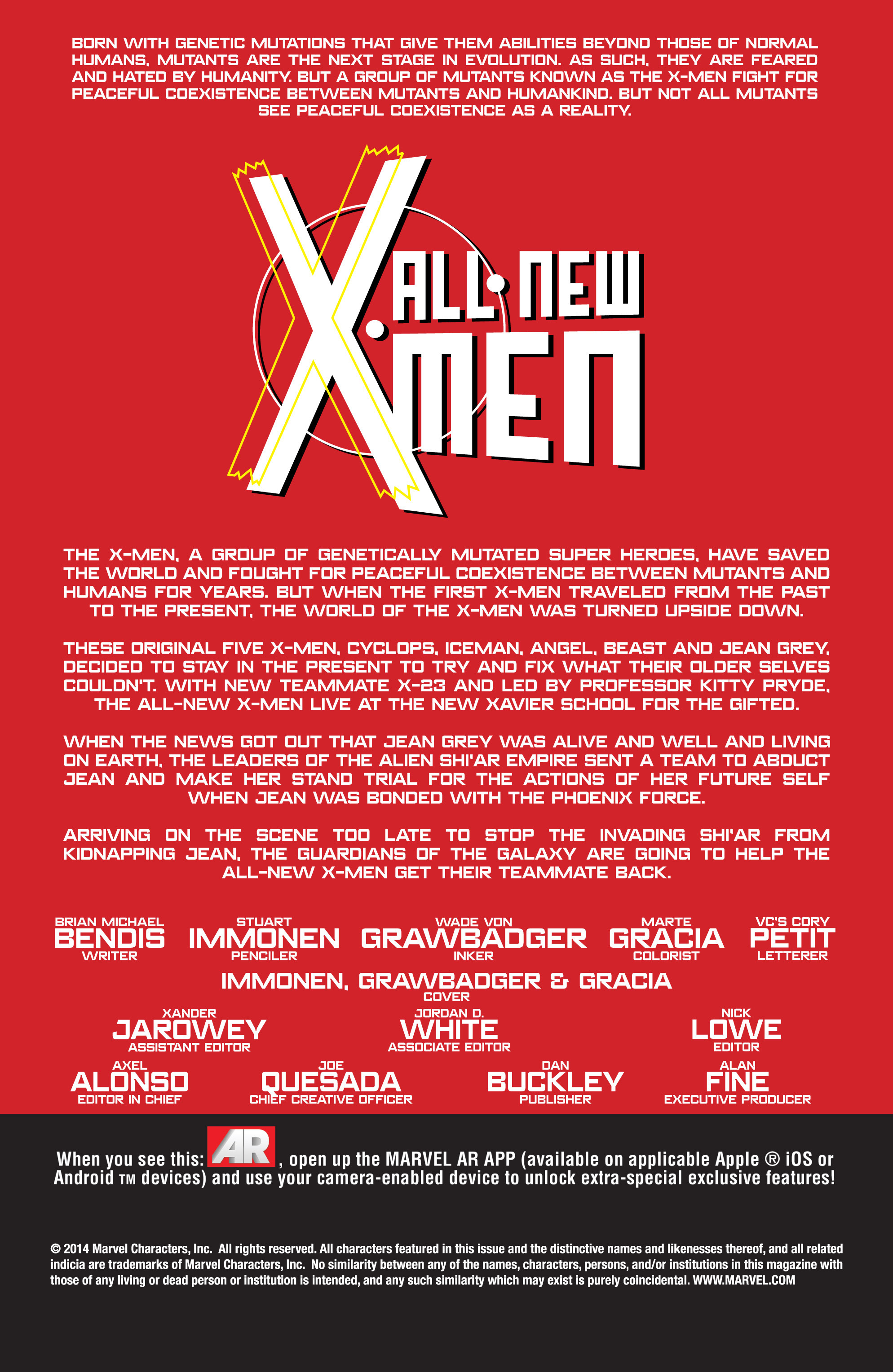 Read online All-New X-Men (2013) comic -  Issue #23 - 2