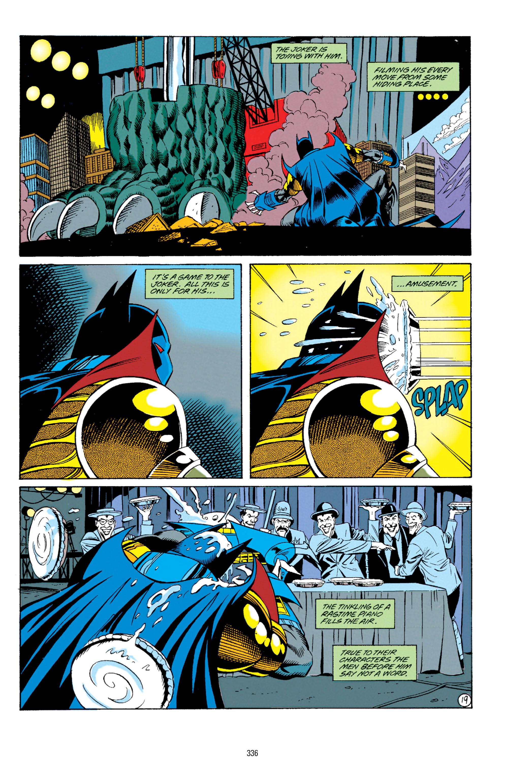 Detective Comics (1937) 672 Page 19