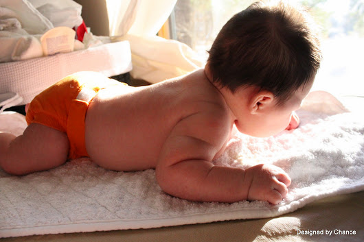 Cloth Diapering: Bum Genius vs gDiaper