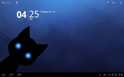 Stalker Cat Live Wallpaper