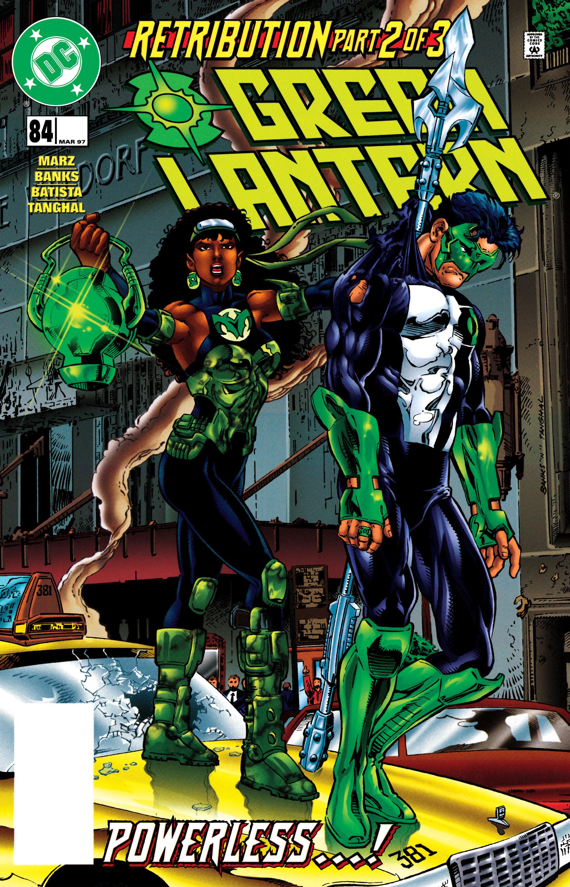 Green Lantern (1990) 84 Page 1