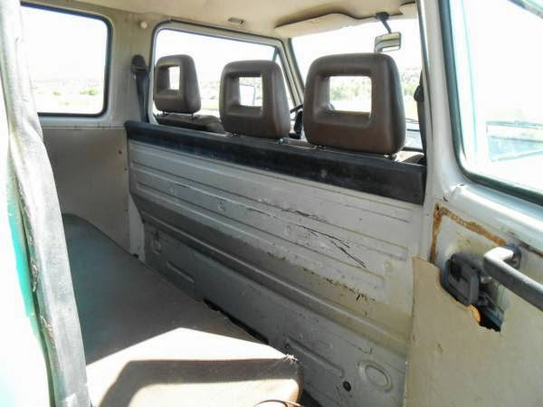 Super Crew Cab >> 1987 VW Doka 3 Door Crew Cab Pickup - Buy Classic Volks