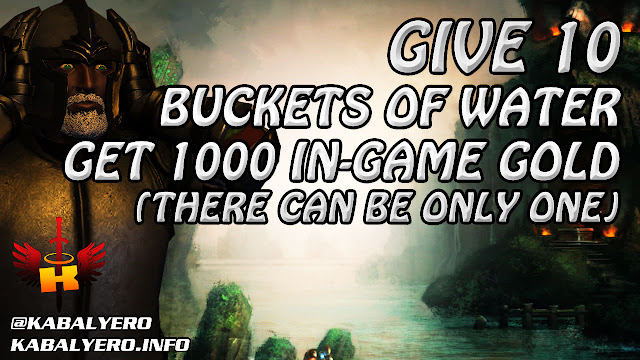 Give 10 Buckets Of Water, Get 1000 In-Game Gold 💰 Shroud Of The Avatar Giveaway