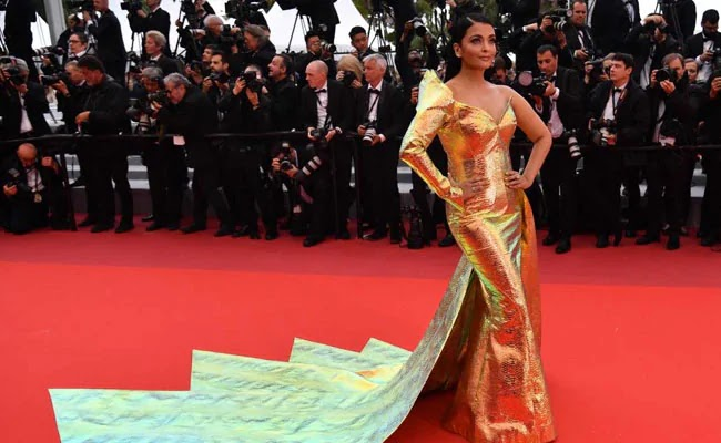Aishwarya Rai Bachchans stylist reacts to claims of copying Sonam Kapoor at Cannes