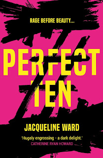 Perfect Ten by Jacqueline Ward book cover