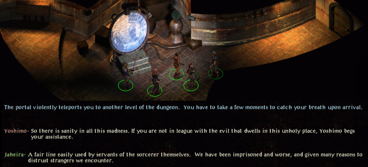 Baldur's Gate 2 Retrospective Walkthrough: Chapter One