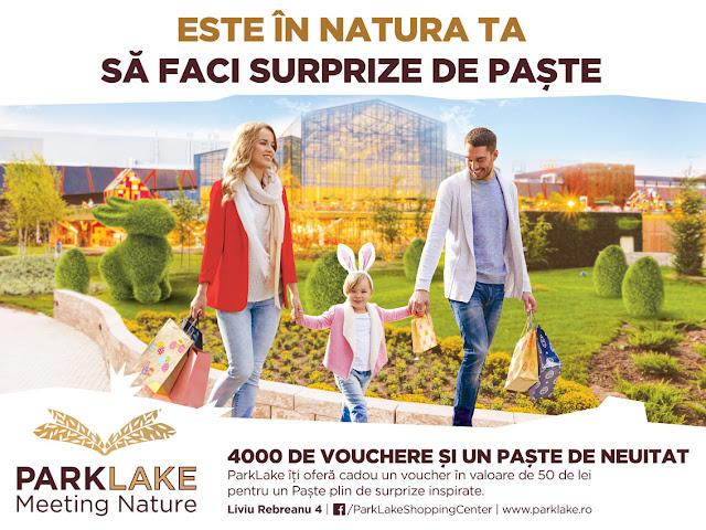 Park Lake Paste
