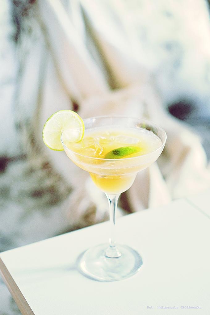 Honey Martini czyli trunek na piątkowy wieczór