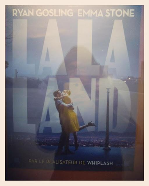 La La Land affiche du film