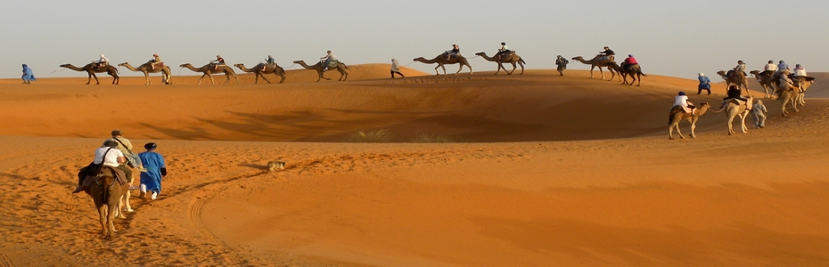 Travel Time From Merzouga To Tangier