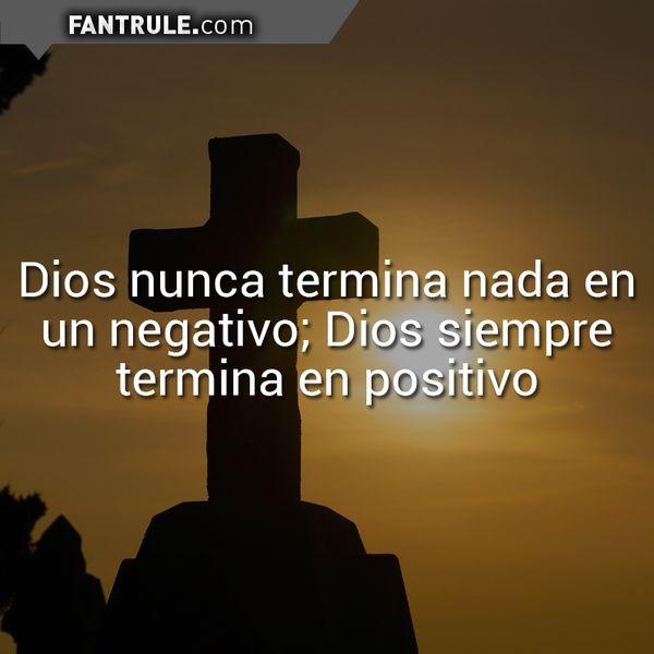 Imágenes con Frases Positivas de Dios para dar Ánimo y Optimismo Cristianas Bendiciones
