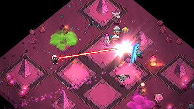 The Swords of Ditto Game Screenshot 6