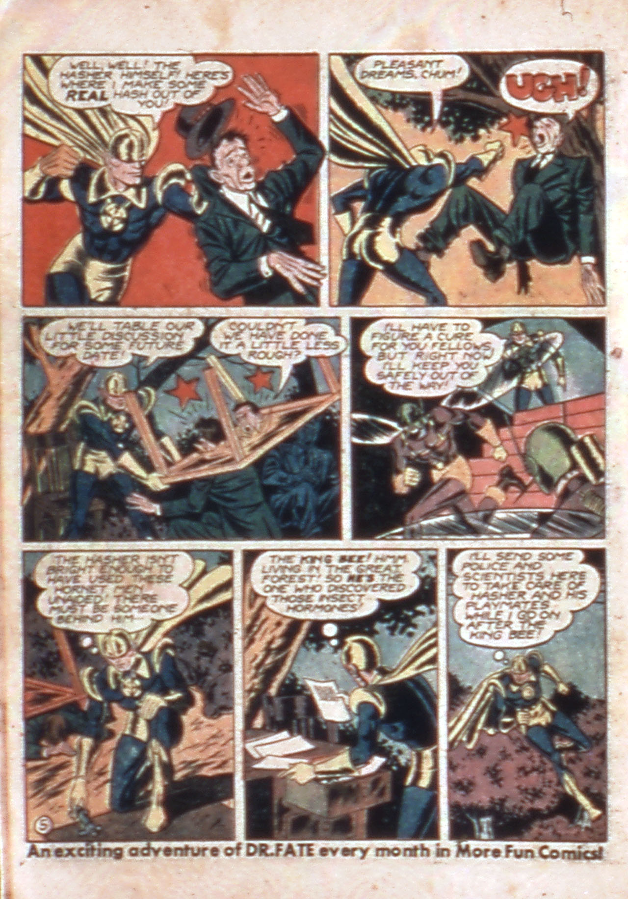 Read online All-Star Comics comic -  Issue #18 - 26