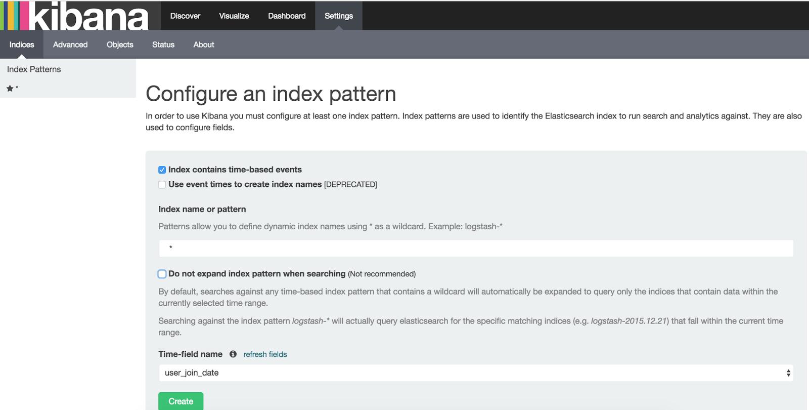 Docker: Analysis Using Elasticsearch, Logstash & Kibana   Vitali