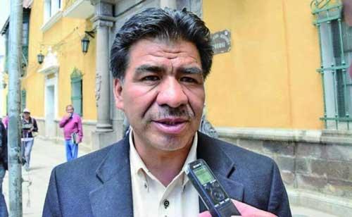 Encarcelan en Tupiza al Alcalde de Cotagaita