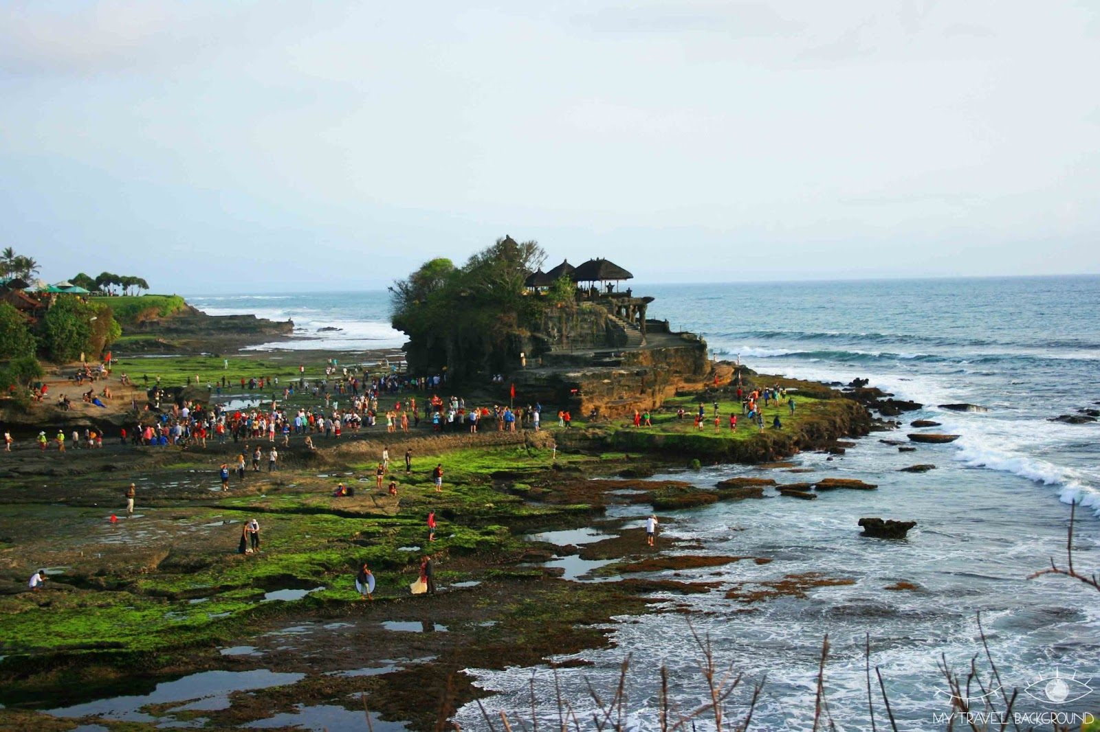 My Travel Background : A la découverte de Kuta et du Sud de Bali - Tanah Lot