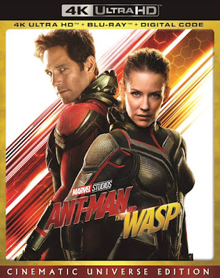 Ant Man And The Wasp 4k Ultra Hd