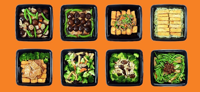 CANTON2Go MINI BUFFET DELIVERY ~ Delicious Buffet Food Freshly Delivered At Your Fingertips