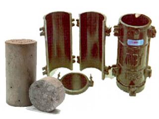 jual alat concrete cylinder mold di surabaya 082116690439