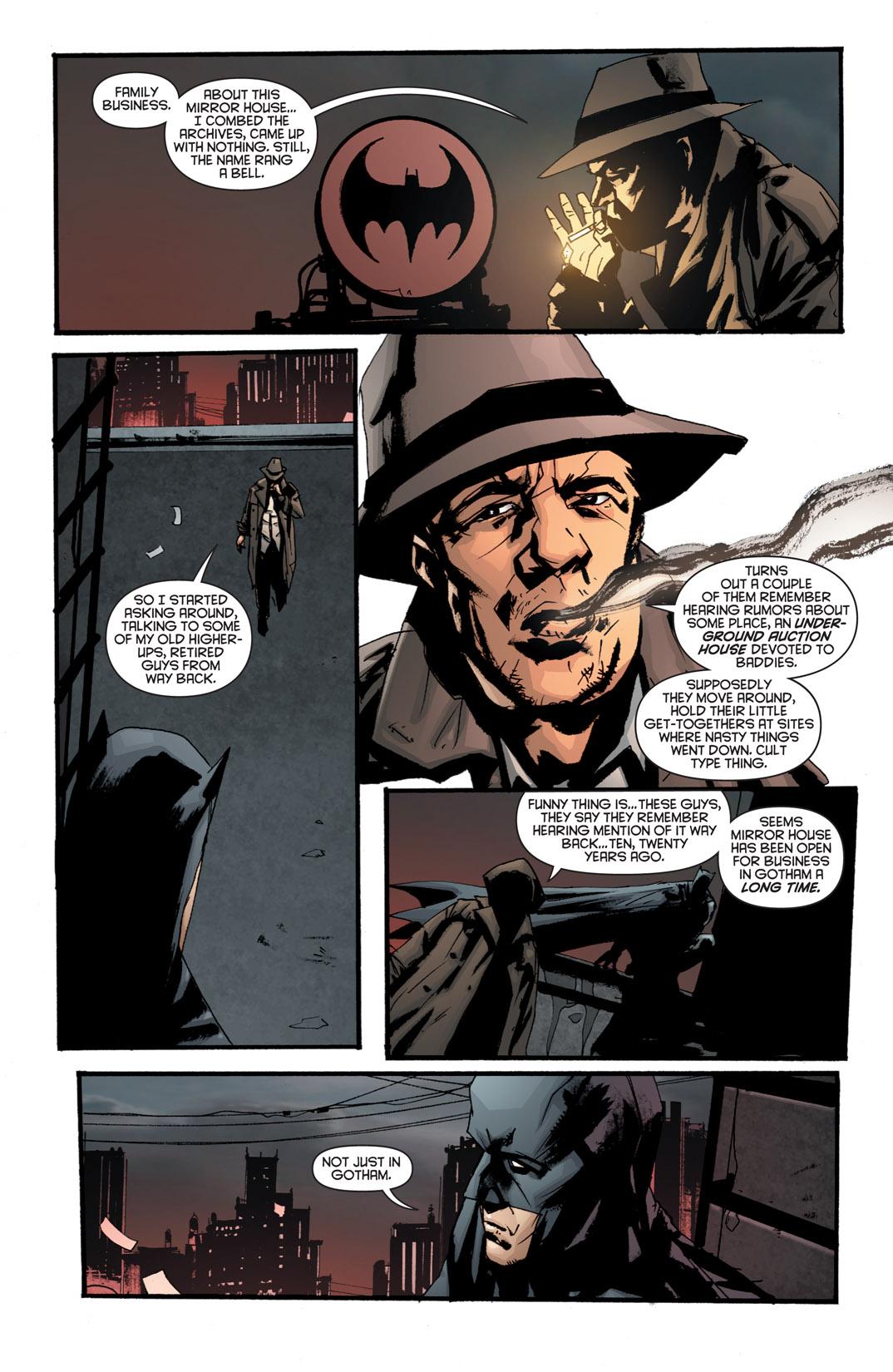 Detective Comics (1937) 872 Page 10