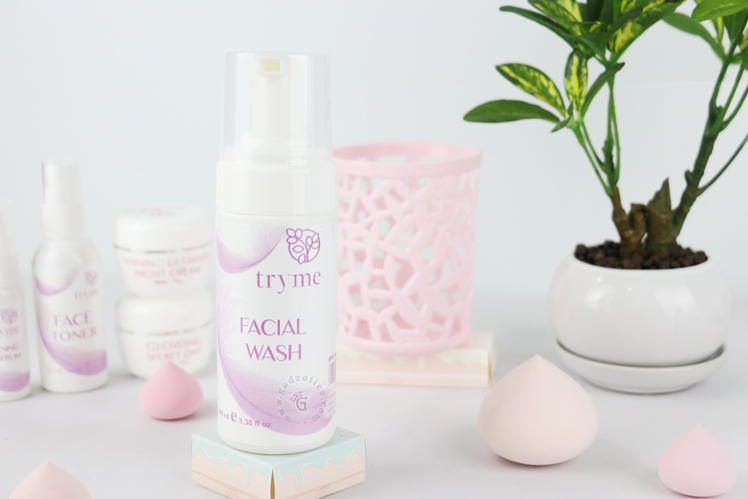 Tryme Facial Wash