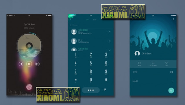 Link Download Tema Xiaomi Sinestesia Cool Themes For MIUI By Azkarafatar