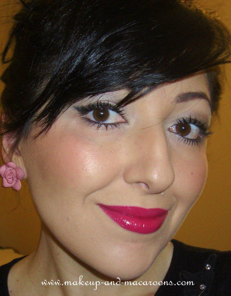 Rose Makeup Brushes: YSL Rouge Volupte #11 Rose