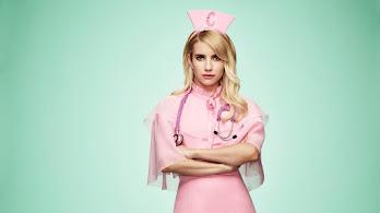 Emma Roberts, Nurse, Blonde, 8K, #4.749