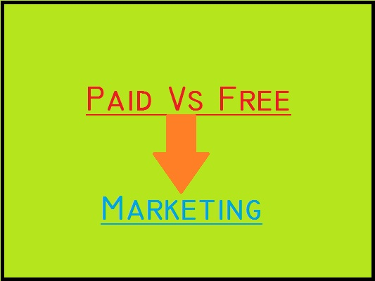 Paid E-mail Marketing VS Free E-mail Marketing