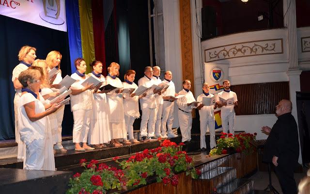 """Το Χορωδιακό Εργαστήρι του Μουσικού Συλλόγου Ερμιόνης έλαβε μέρος στο Διεθνές Χορωδιακό Φεστιβάλ «D.G. Kiriac"""""""