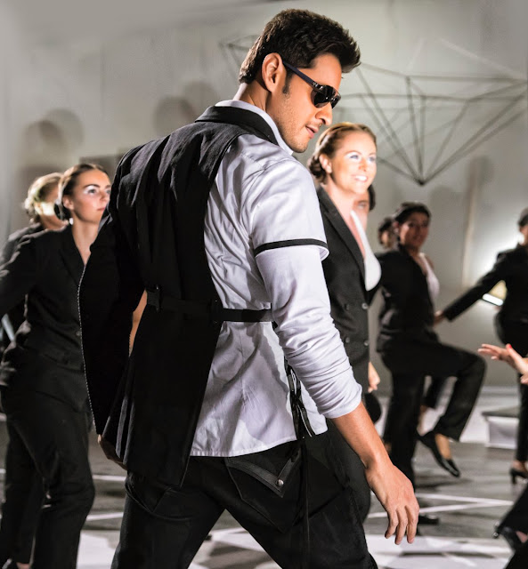 Mahesh babu Spyder Movie Latest Photos