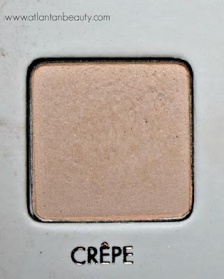 Crepe from Lorac's Mega Pro 3 Palette