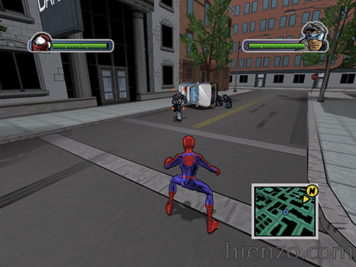 Ultimate Spider-Man PC Game