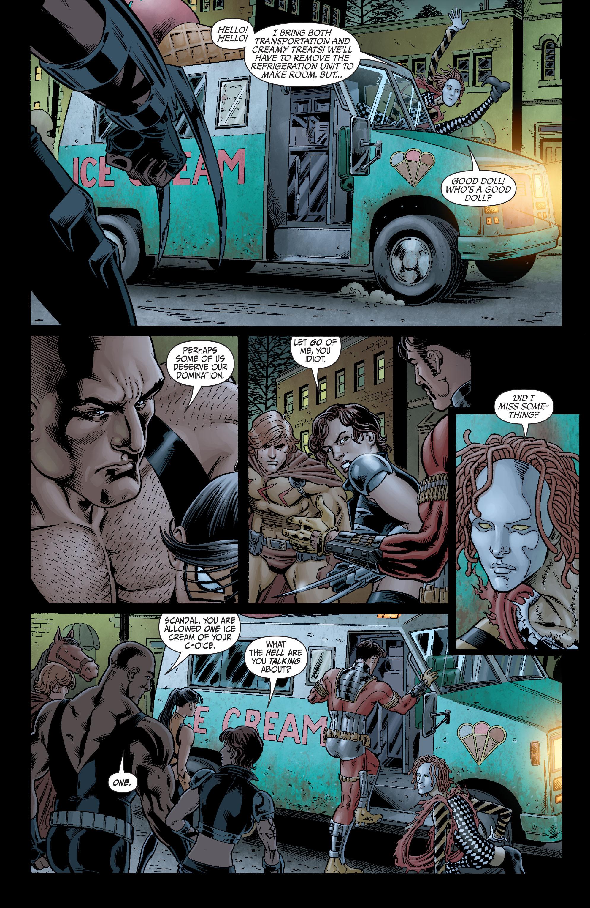 Read online Secret Six (2008) comic -  Issue #4 - 7