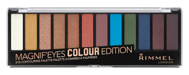 5778c208cef Redefine the way you wear eye-shadow with the newest edition to the Rimmel  London Eye Color Collection! This show stopping palette will have heads  turning.