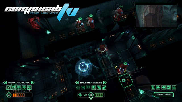 Space Hulk PC Full Español