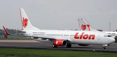 Lion Air Akui Pesawat Alami Masalah Teknis Sebelum Terbang Ke Pangkalpinang