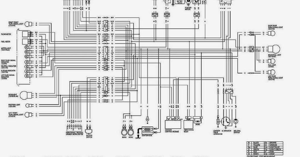 skema kelistrikan motor: diagram-kelistrikan-tiger